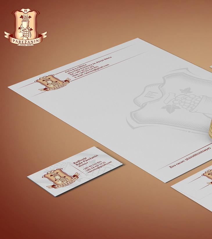 dizajn memoranduma
