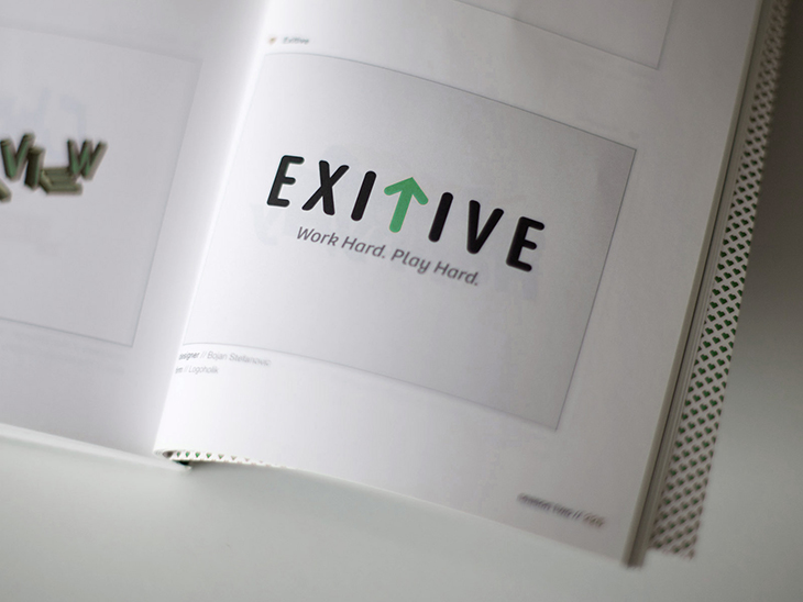 exitive-published-logo-design